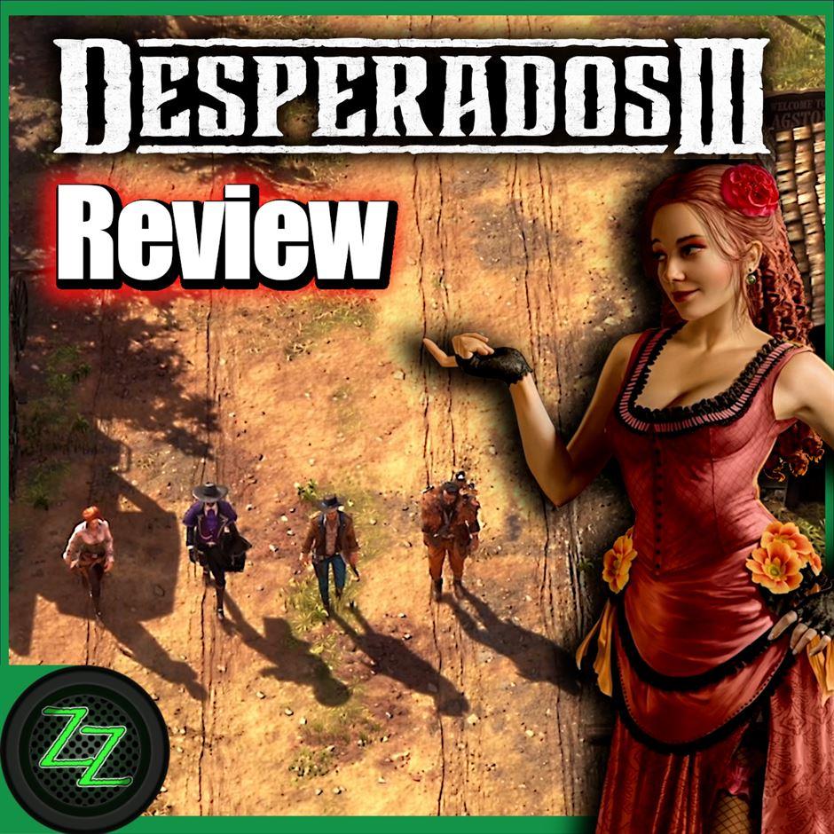 Desperados 3 Deutsch Test-Review – grandioses Western-Schleich-Strategie-Fest – by zapzockt.de