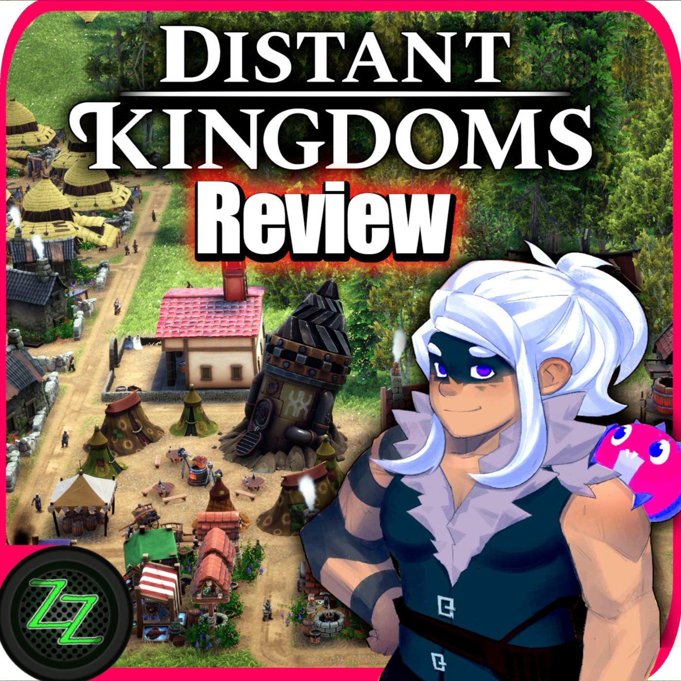 Distant Kingdoms Review – Fantasy Strategie RPG City-Builder im Test by zapzockt.de