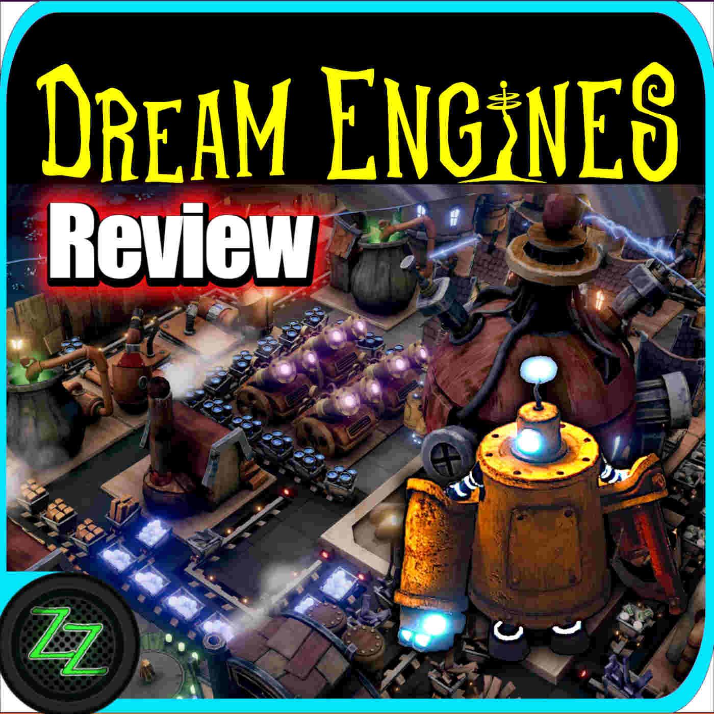 Dream Engines Nomad Cities Review – Factorio-like Alptraum Aufbau & RTS Mix im Test by Zap von ZapZockt.de