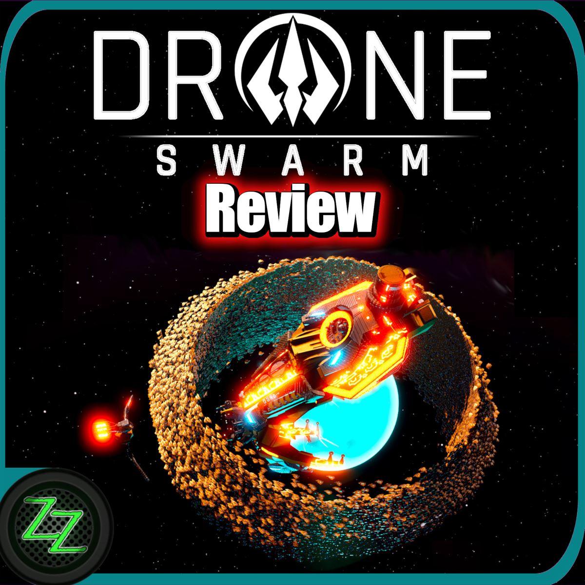 Drone Swarm Deutsch – 32000 Drohnen im Echtzeit Strategie Kampf – Review – Test