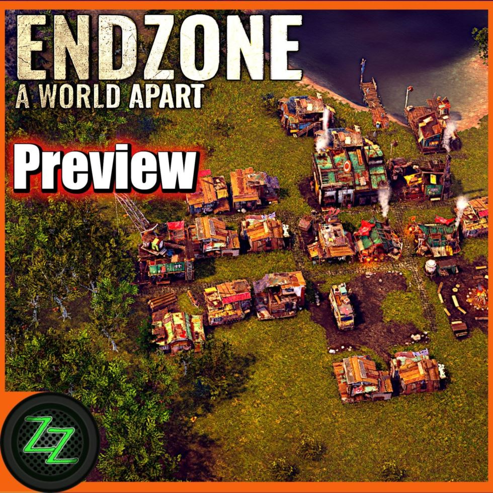 Endzone A World Apart (p)Review – Banished meets Fallout