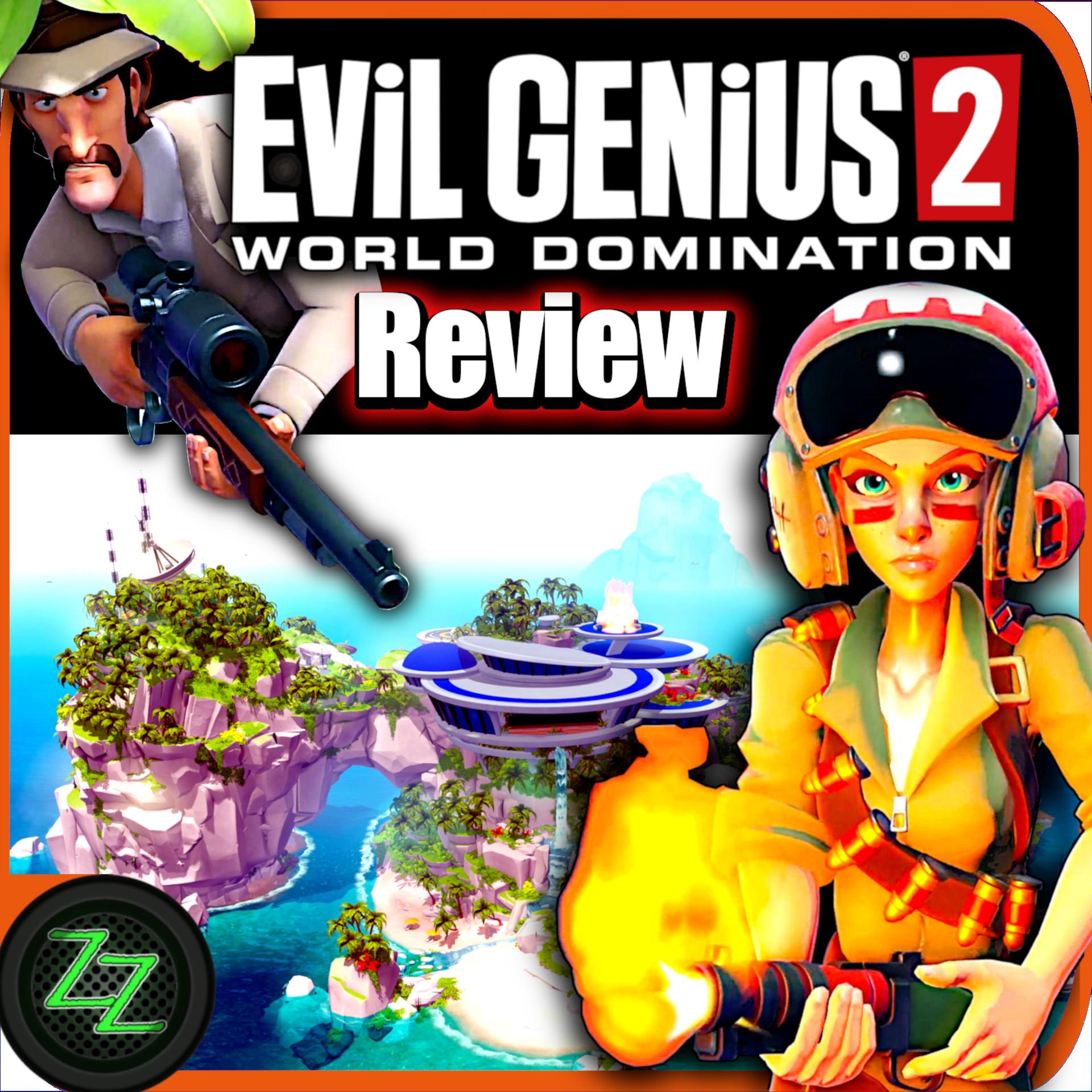 Evil Genius 2 Review Deutsch – Test der fies grinsenden Schurken Aufbau Sim by zapzockt.de