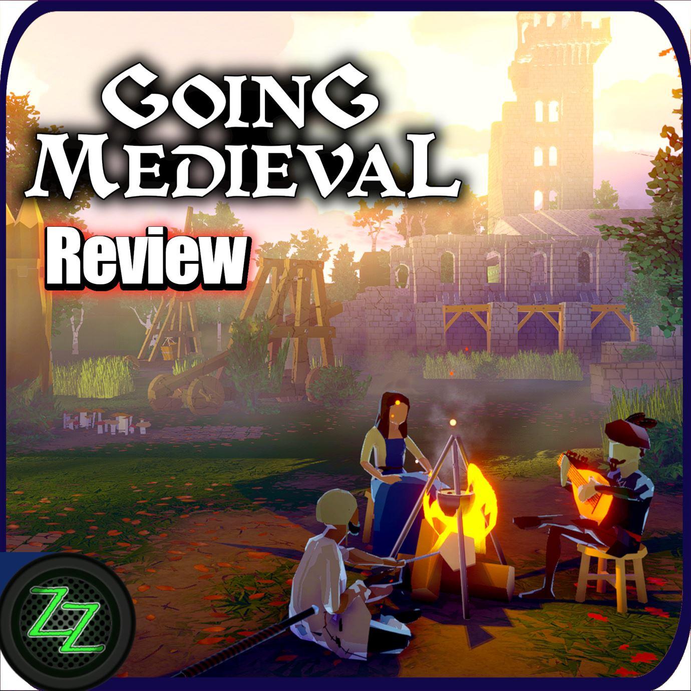 Going Medieval Review – Dorf Aufbau Strategie mit RPG und Survival im Test by zapzockt.de