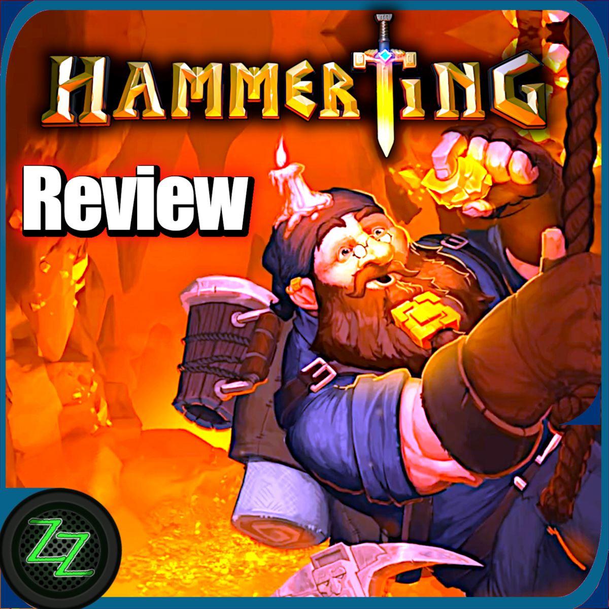 Hammerting Review – Test des Zwerge Clan Aufbau Strategie Spiels by Zap von https://zapzockt.de