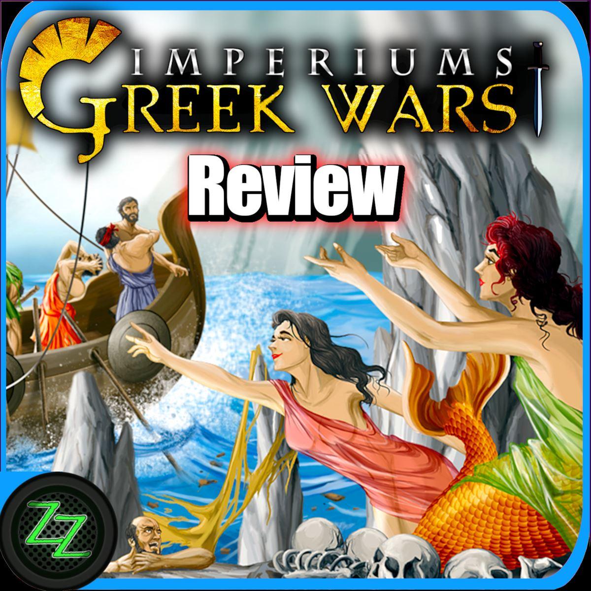 Imperiums Greek Wars Review – Test – 4X Rundenstrategie in der Antike by zapzockt.de