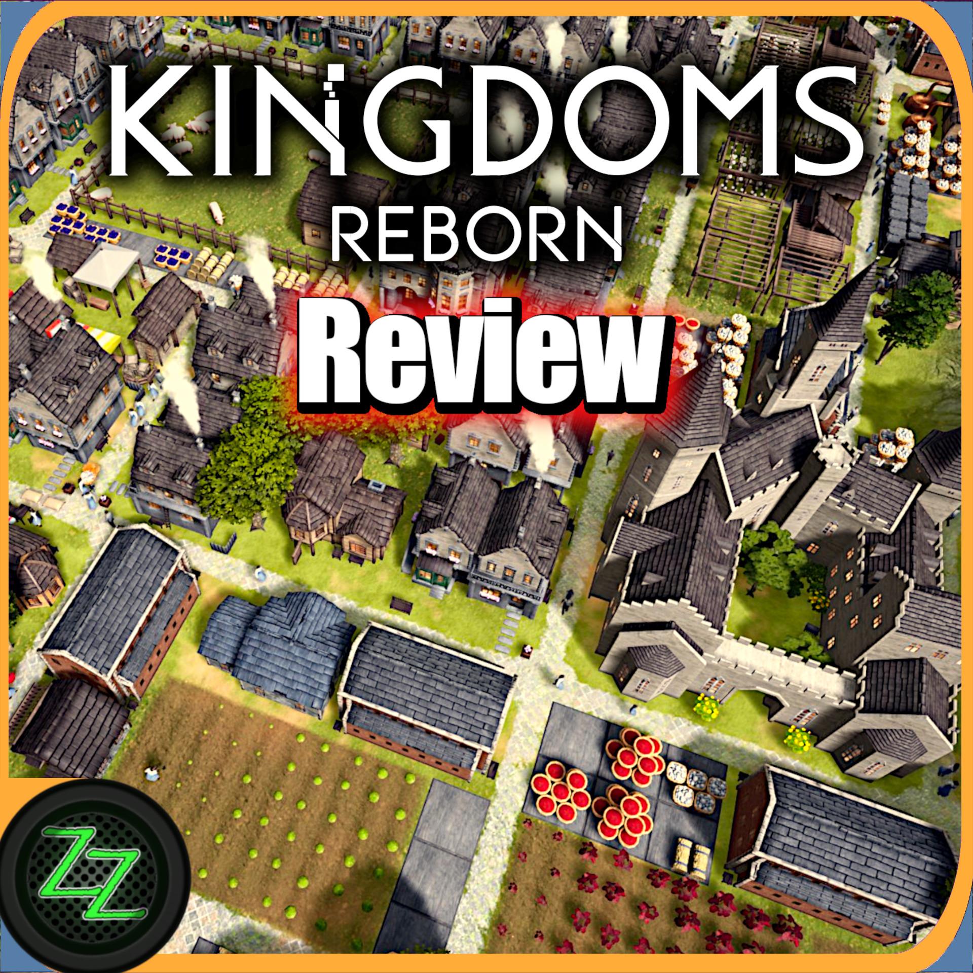 Kingdoms Reborn Review – Tolle Aufbau-Strategie mit Multiplayer im Test by ZapZockt.de