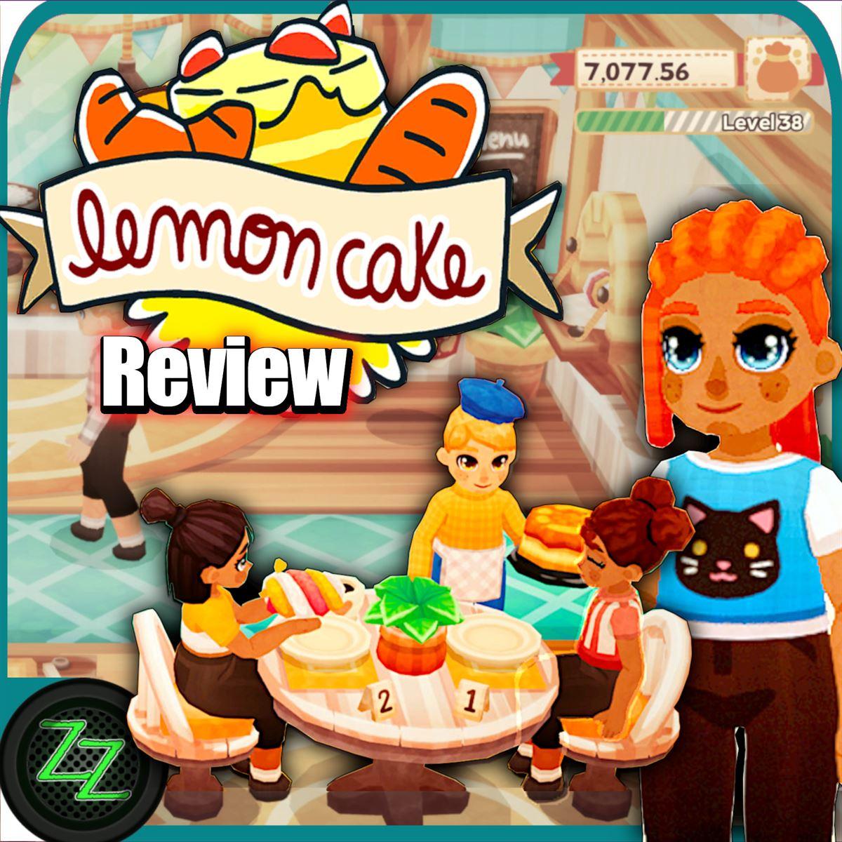 Lemon Cake Game Review – zuckersüße Backwaren Simulation im Test by ZapZockt.de