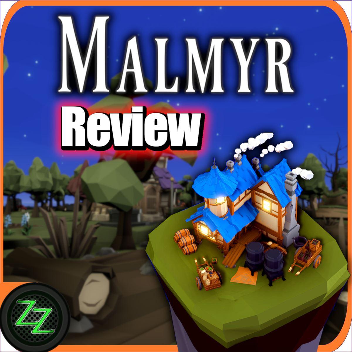 Malmyr Review – Test – Puzzle Aufbau Spiel mit Grips by zapzockt.de