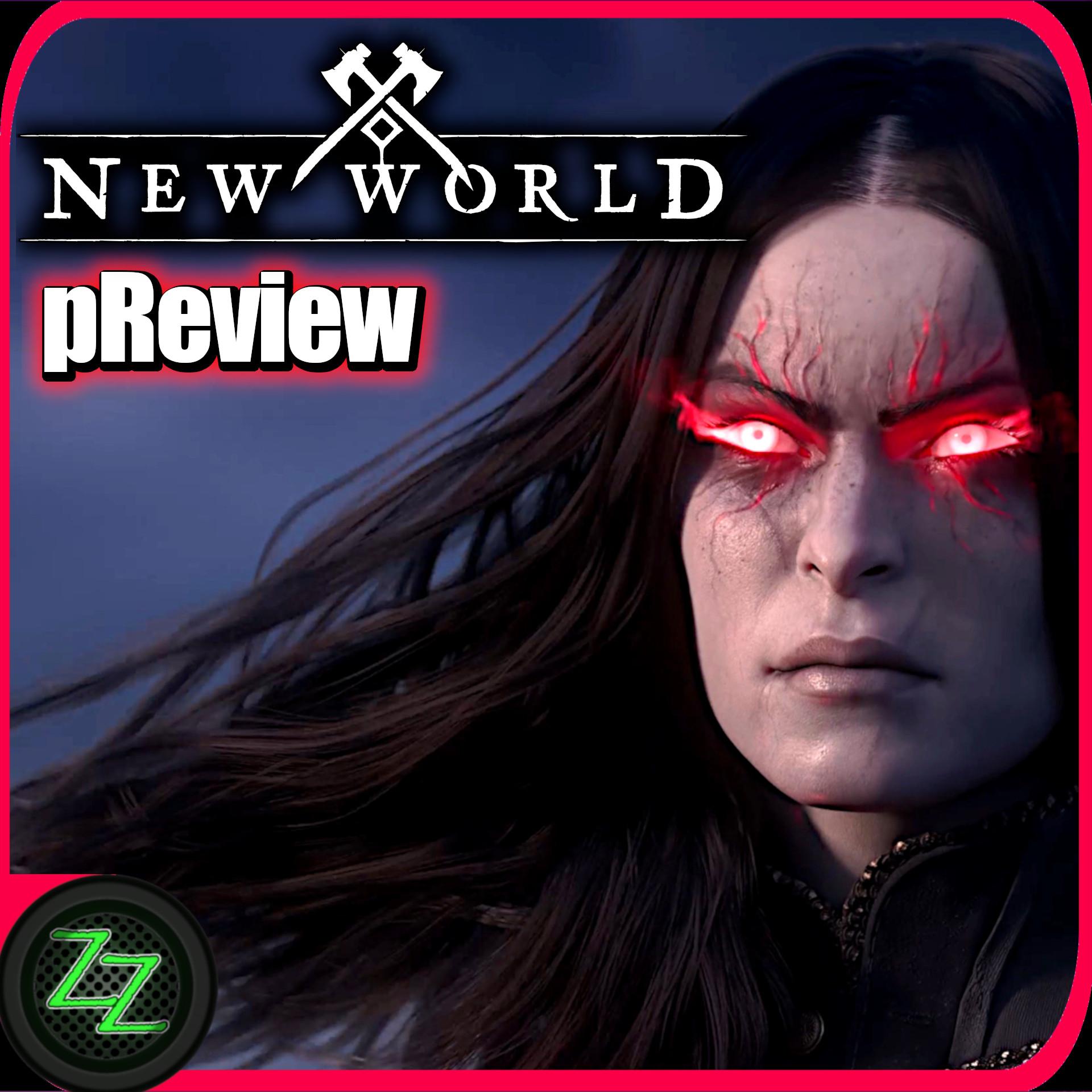 New World Review Deutsch – PvE Test von Amazons MMORPG Gameplay by Zap von Zapzockt.de
