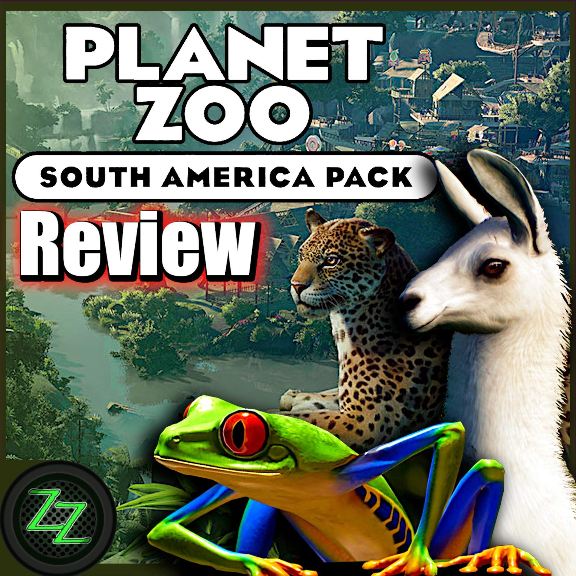 Planet Zoo Südamerika DLC Review – Das Southamerica Pack im Test
