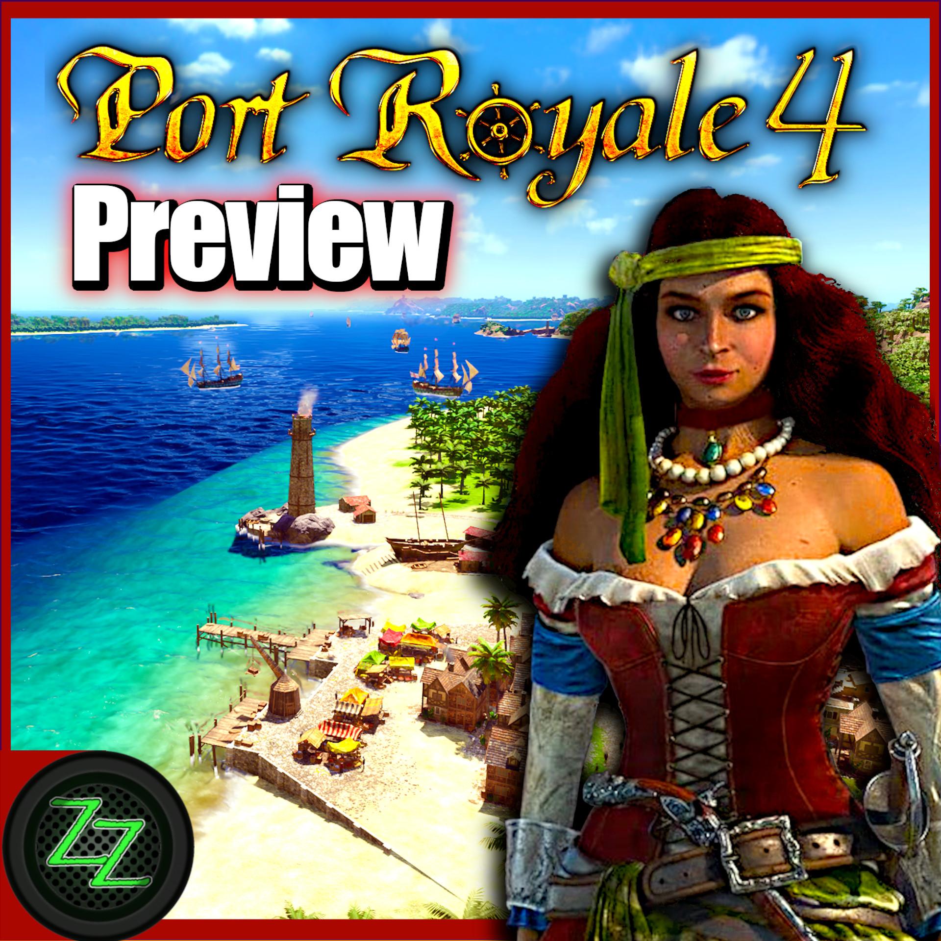 Port Royale 4 Beta Preview – JoHo und ne Buddle voll Rum by zapzockt.de