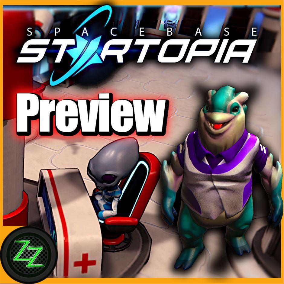 Spacebase Startopia Deutsch – Gameplay Preview der Closed Beta – by zapzockt.de