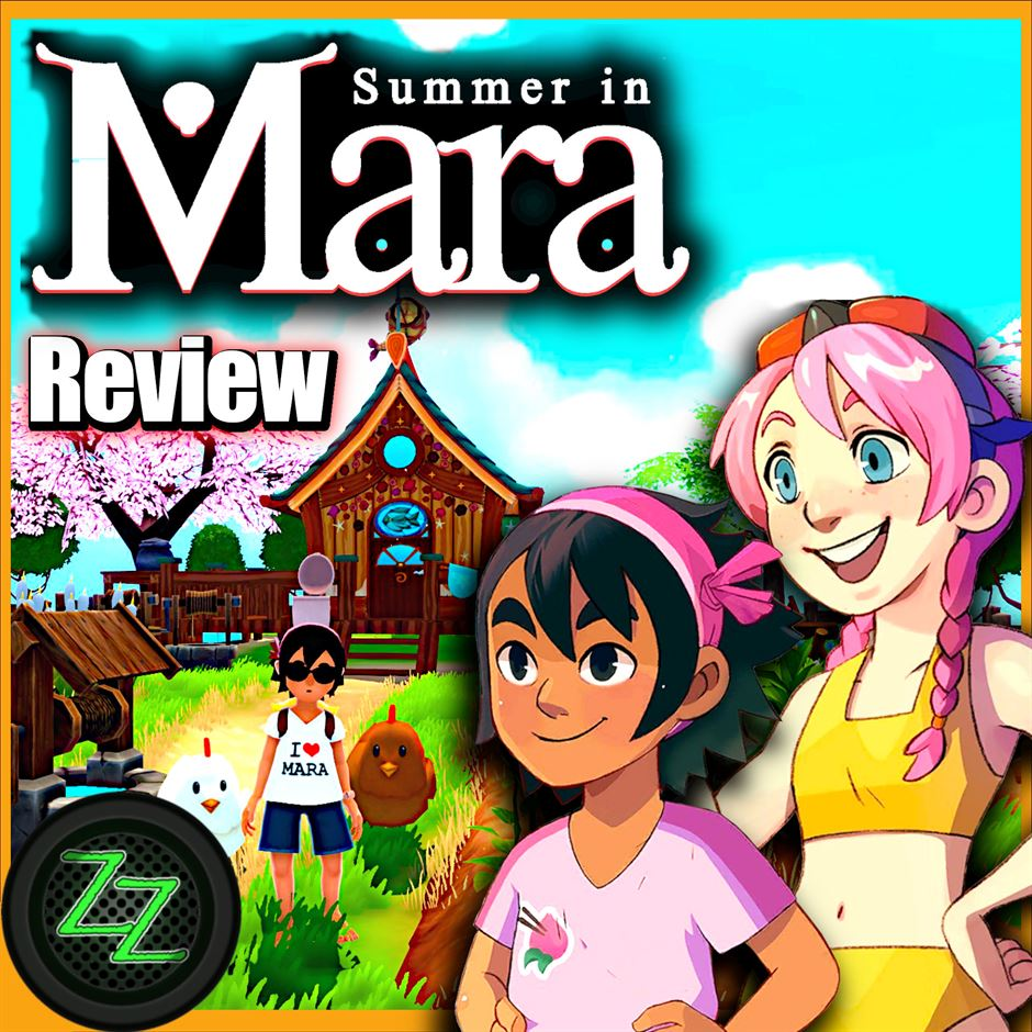 Summer In Mara Review – Test – relaxed Survival Adventure im Anime Style