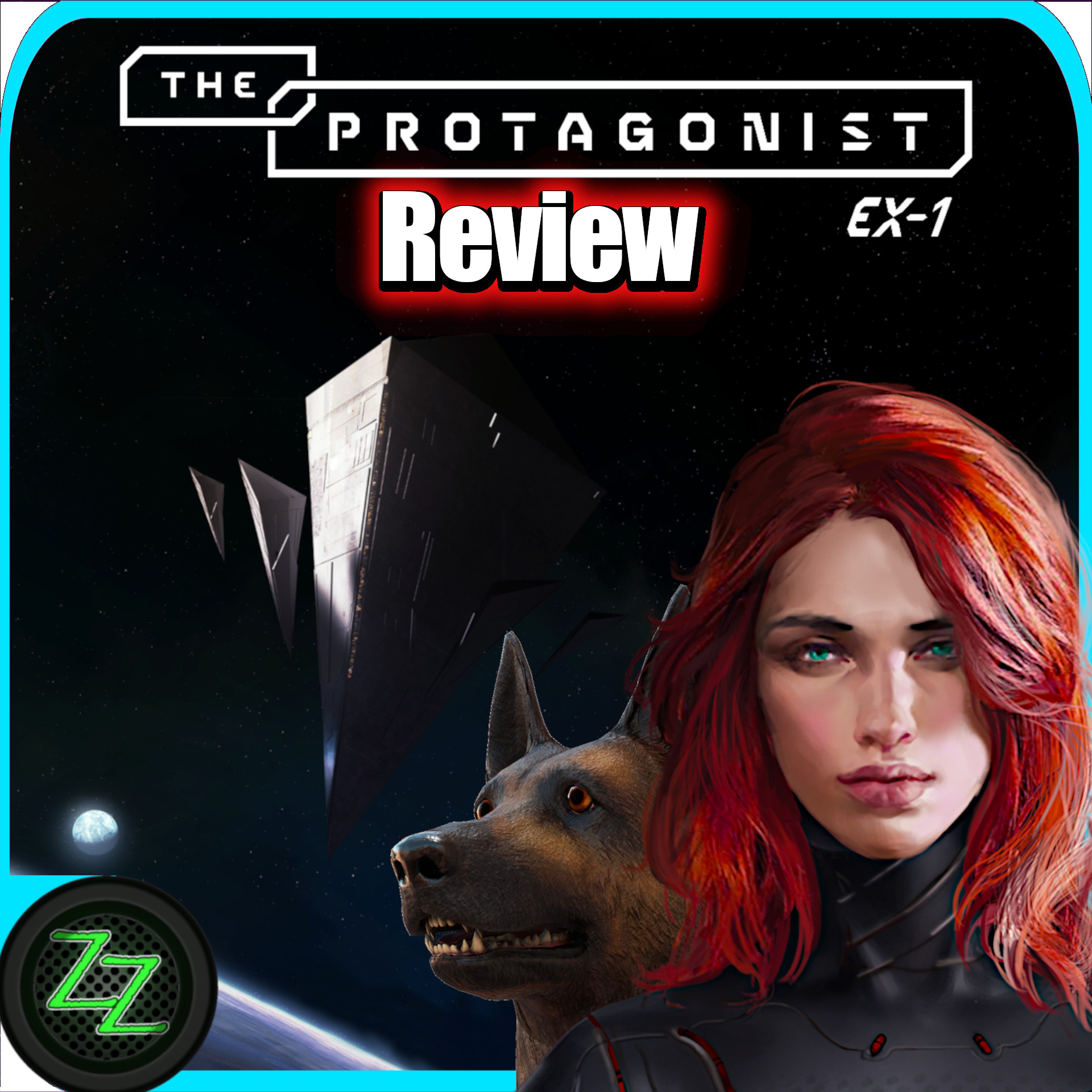 The Protagonist Ex-1 Review – Test – Sci-Fi RPG im Alien-Raumschiff by zapzockt.de