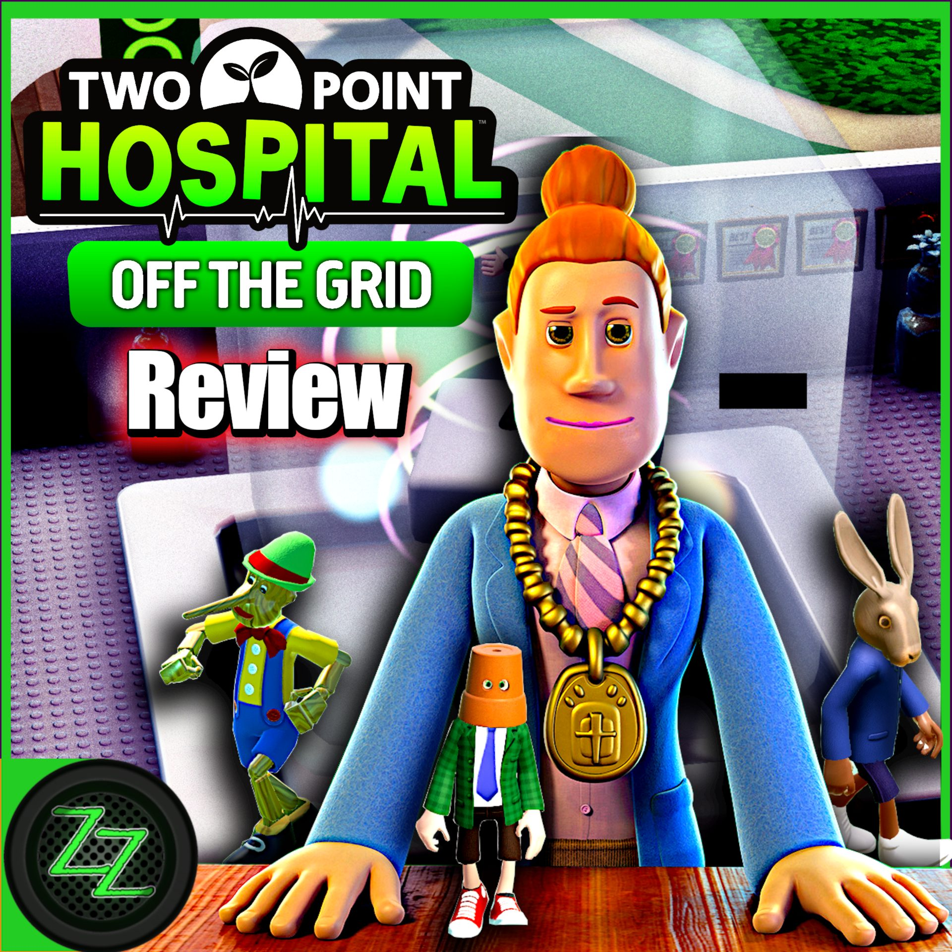 Two Point Hospital Off the Grid Review – Test