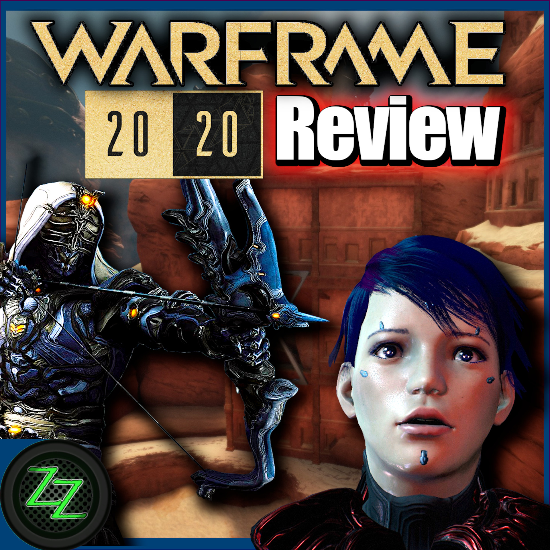 Warframe 2020 Review&Test des Sci-Fi Free2Play Koop MMO – 7 Jahre und kein bisschen Langweilig – by zapzockt.de